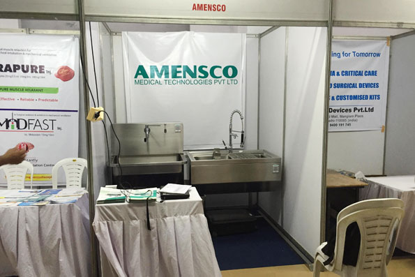 Amensco Surgical Support Systems Modular Operation